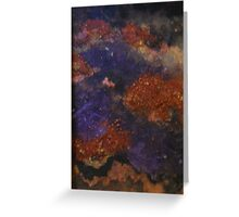 Kimberley Layers - Higher Being Greeting Card