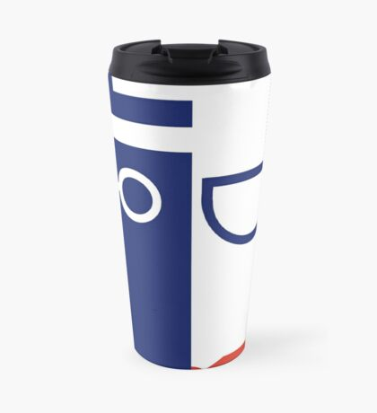 Conan vs Kaito Kid Travel Mug