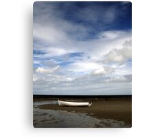 Ashore - Miller Hill, Donaghadee, County Down. Canvas Print