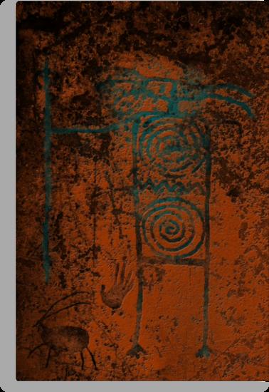 Ancient Hunter by Sena