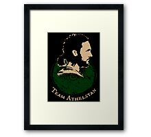 team athelstan - Vikings Framed Print