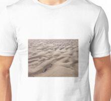 Undulating sand Unisex T-Shirt