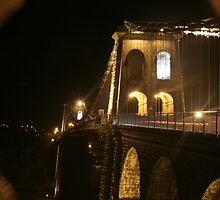 Menai Bridge by photomate