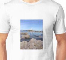 Whitley Bay Lighthouse Unisex T-Shirt