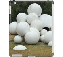 Spherical Sculpture iPad Case/Skin