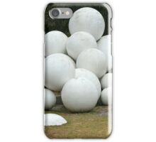 Spherical Sculpture iPhone Case/Skin
