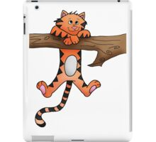 Tree Tiger iPad Case/Skin