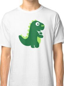Comic T-Rex Classic T-Shirt