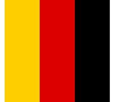 German Olympic Flag - Deutsche Fussball - Phone Cover by deanworld