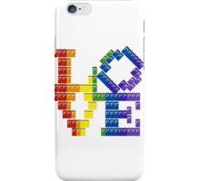TARDIS in Love iPhone Case/Skin