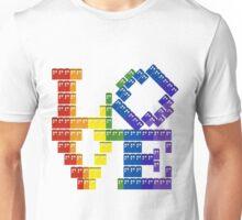 TARDIS in Love Unisex T-Shirt