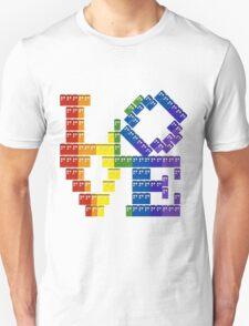 TARDIS in Love T-Shirt
