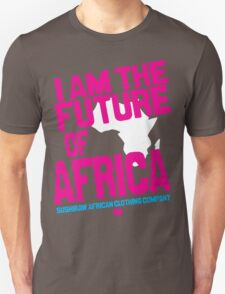 I am the future of Africa Unisex T-Shirt