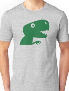 Comic dinosaur Unisex T-Shirt
