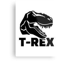 T-Rex Tyrannosaurus Rex Metal Print
