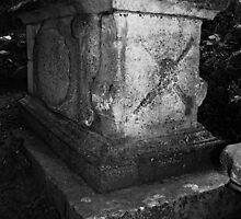 Pirate's Grave 1700s  by Polly x