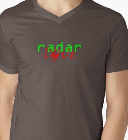 Radar Love Tee Mens V-Neck T-Shirt
