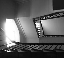 Meldrum Stairs by stevain