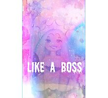 Queen Frostine Candy Land Like A Boss Photographic Print