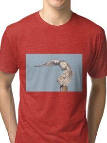 Into the beyond Tri-blend T-Shirt