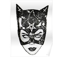 Catgirl // Catwoman // DC Poster