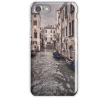 Rio and gondolas iPhone Case/Skin
