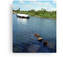Pearl Harbor Memorial Canvas Print