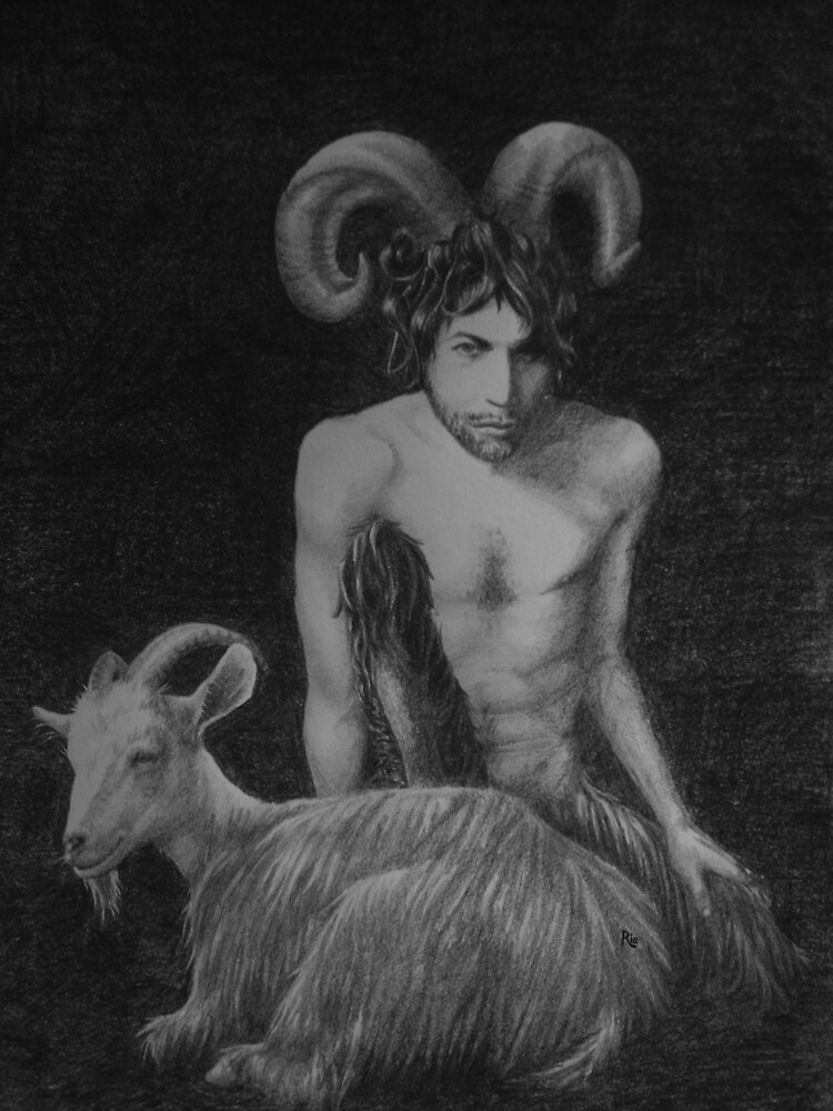 the horned one by ria gilham