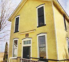 Lake City Schoolhouse 1860 by vigor