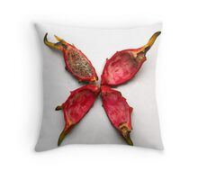 Dragonfruit Throw Pillow