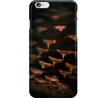 Scanograph Cone iPhone Case/Skin