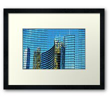 What's What - Abstract Framed Print