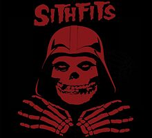 Misfits SITHFITS Crimson Ghost by SkullDezign