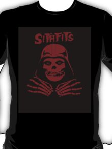 Misfits SITHFITS Crimson Ghost T-Shirt