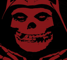 Misfits SITHFITS Crimson Ghost Sticker