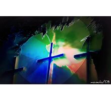 Heart of Almighty Photographic Print