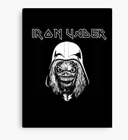 Iron Vader Canvas Print