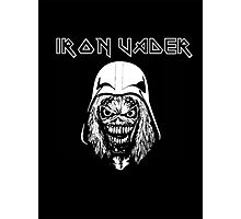 Iron Vader Photographic Print