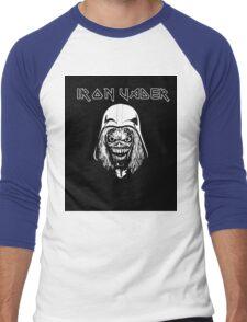 Iron Vader Men's Baseball ¾ T-Shirt