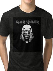 Iron Vader Tri-blend T-Shirt