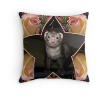 Roses from Ricco Throw Pillow