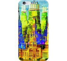 IN THE MERRY OLD LAND OF OZ: American Monument Nr. 8 iPhone Case/Skin