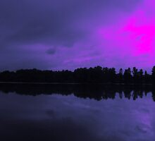 colors in the lake by catalina acosta