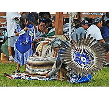 AMERICAN INDIAN POW WOW Photographic Print