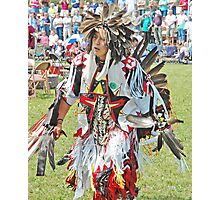 AMERICAN INDIAN POW WOW4 Photographic Print
