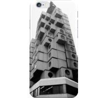 Capsule Tower iPhone Case/Skin