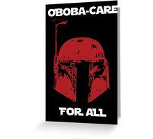 Boba Fett Healthcare Greeting Card