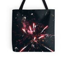 Luminous Night / 12 Tote Bag