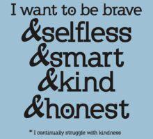 Be Brave by DesignKi
