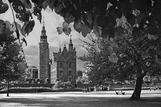 Rosenborg Castle, Copenhagen, Denmark by Lenka